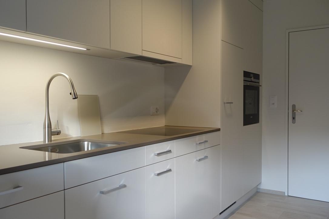 Küche renoviert (Langnau)